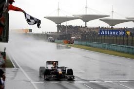 Vettel Cina