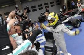 Rosberg Cina