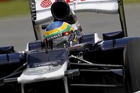 Senna Williams 2012 Canada