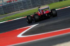 GP USA F1/2012 - AUSTIN 16/11/2012 -© FOTO STUDIO COLOMBO