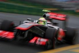 Perez McLaren Australia