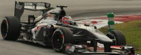 Nico Hulkenberg Sauber C32