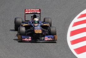 Qualifiche Gp Spagna - Toro Rosso