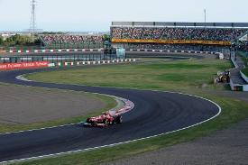 GP GIAPPONE F1/2013 alonso