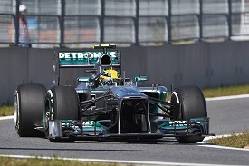 Mercedes-Hamilton-Corea