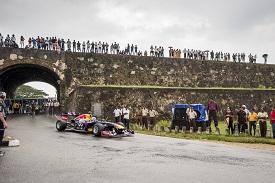 Daniel Ricciardo - Red Bull-Sri Lanka