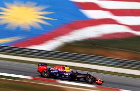 Red Bull_F1 Grand Prix of Malaysia - Practice