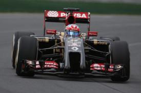Lotus F1 - Grosjean