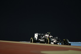 Magnussen McLaren Bahrain 2014