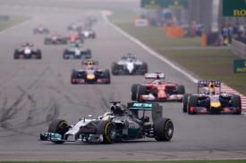 Lewis Hamilton vince il GP di Cina