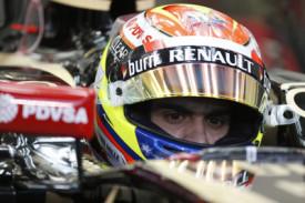 Pastor Maldonado | Lotus F1 Team