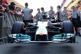 Mercedes Spagna