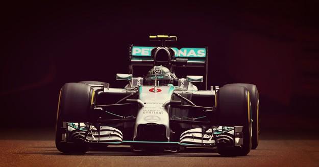 Nico Rosberg - Monaco