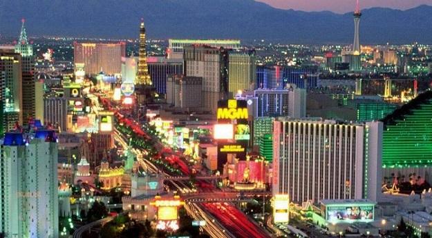 Las Vegas Usa F1