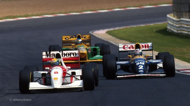 GP Sud Africa 93