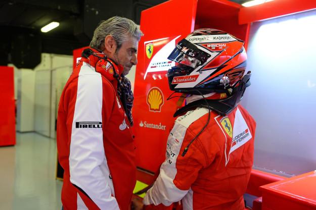 TEST PRE-CAMPIONATO F1/2015