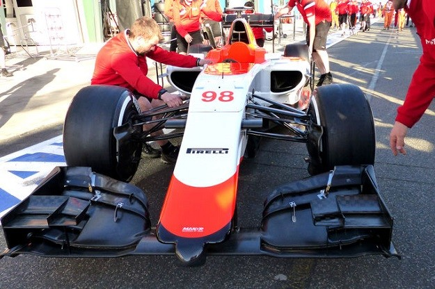 Merhi Manor Australia 2015