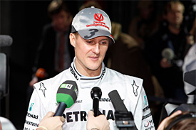 mercedes-schumacher