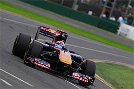 Toro Rosso melbourne