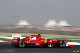 Fernando Alonso Buddh Circuit