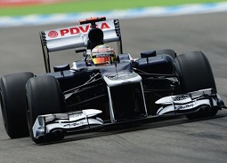 Williams gp germania 2012
