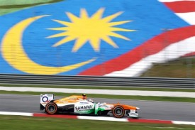 Force India Malesia