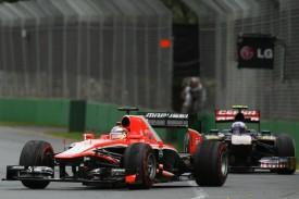 Jules Bianchi Marussia
