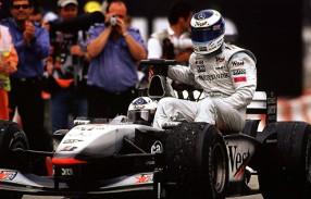 Gp Spagna 2001