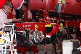 Box Ferrari Spagna