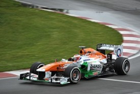 Di Resta Montreal Canada Force India