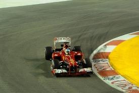 GP SINGAPORE F1/2013