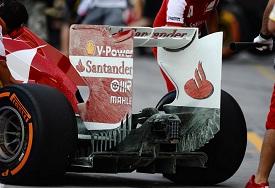 Ferrari Monza diffusore