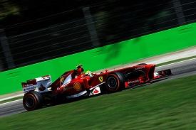 Massa - Ferrari F138