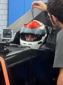 Sutil prova il cockpit della Sauber C33