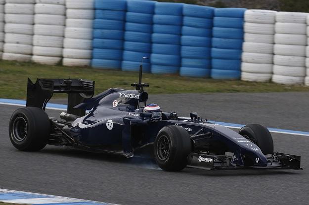 Williams-FW36