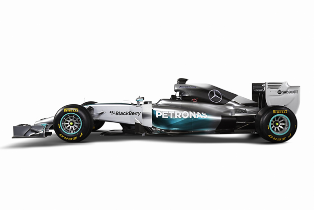 mercedes-w05-laterale