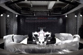 presentazione williams-martini-racing