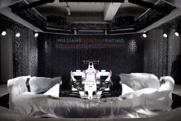 presentazione williams-martini-racing