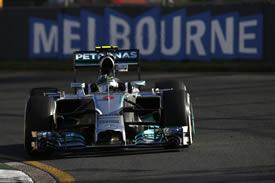 Nico Rosberg - AMG Mercedes