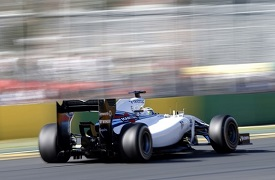 williams quali australia 2014