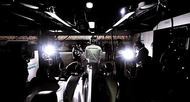 AMG Mercedes Petronas