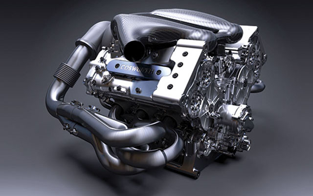 Power Unit Cosworth