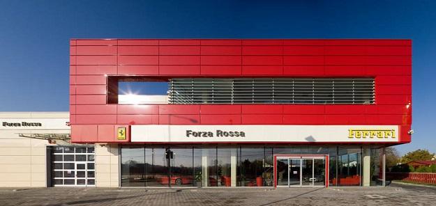Forza Rossa - Romania - Bucarest