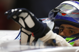 massa qualifiche cina williams
