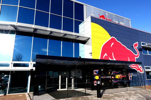 Factory Red Bull Racing
