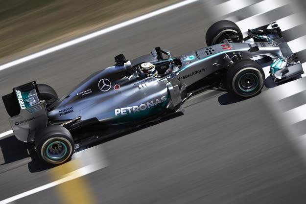 Hamilton - Mercedes