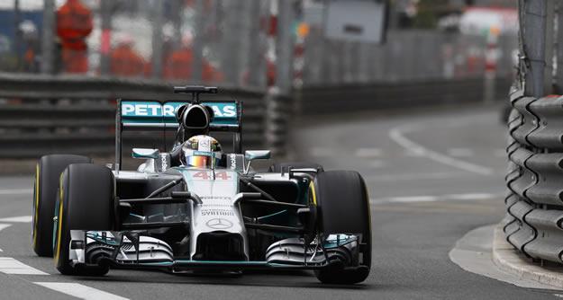 Lewis Hamilton - Monaco