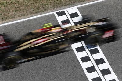 Lotus - Pastor Maldonado