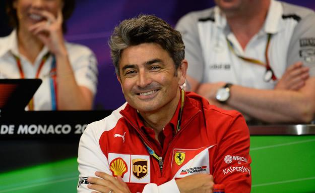 Marco Mattiacci - Team Principal Ferrari