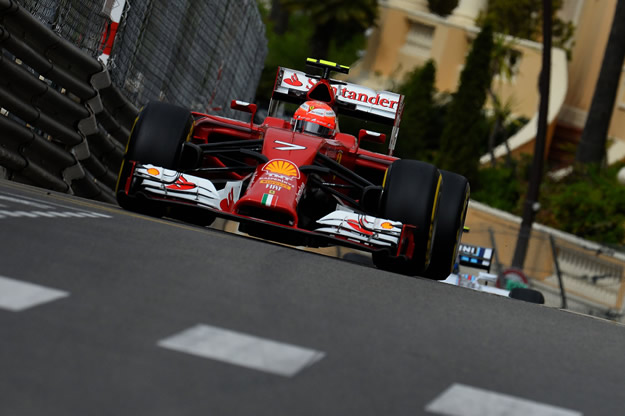 Ferrari - Kimi Raikkonen